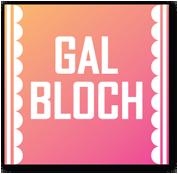 גל בלוך לוגו - GAL BLOCH LOGO